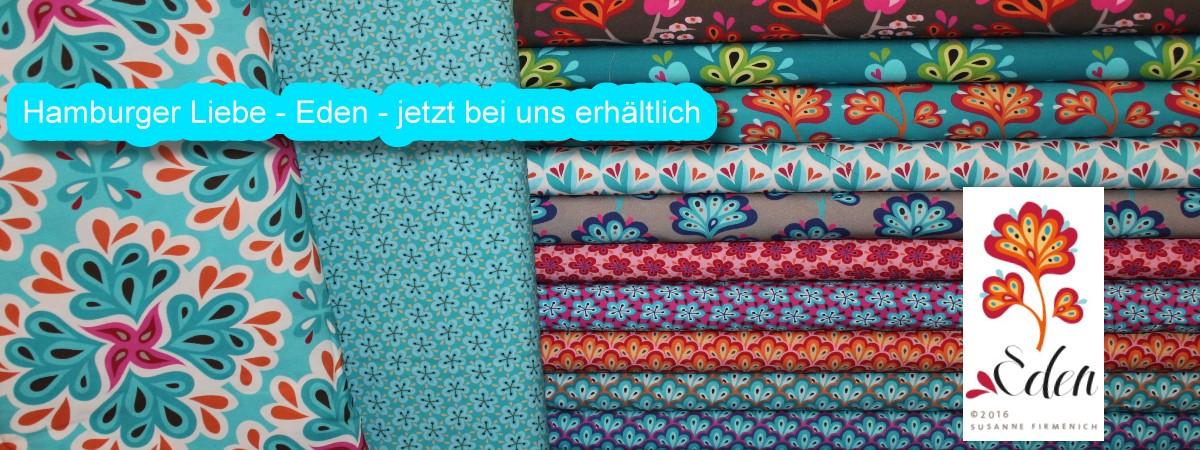 Hamburger Liebe - Eden - Sew with Love!