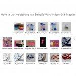 Behelfs-Mund-Nasen-DIY-Maske