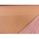 Hamburger Liebe Jacquard Jersey Criss Cross orange