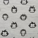 Jersey Monkey Junior - graugrundig