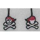 SeruKid - Piraten-Serie - Zipper - Piratenkopf